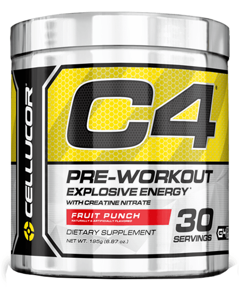Cellucor C4 - Mrsupplement