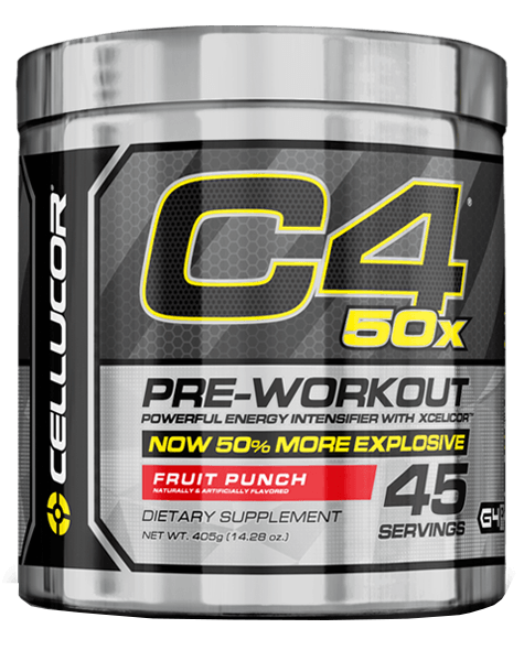 Cellucor C4 50x - Mrsupplement Article