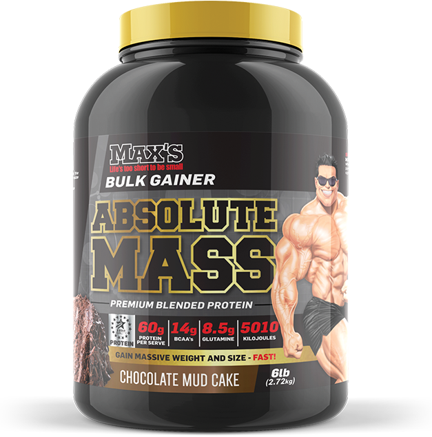 Max's Absolute Mass - MrSupplement Review