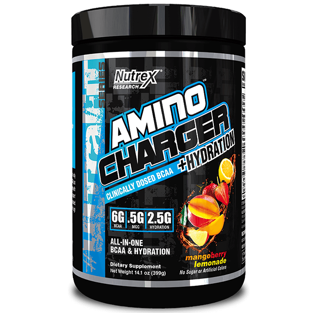 Nutrex - Amino Charged + Hydration - MrSupplement
