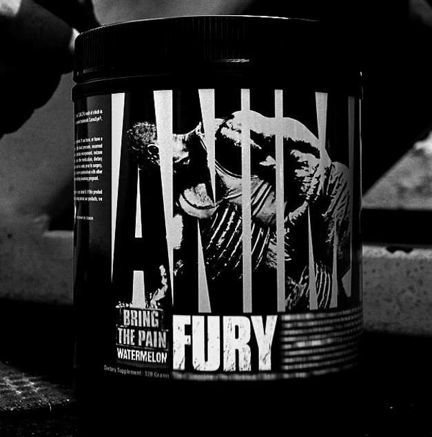 Universal Animal Fury Pre Workout Review Mr Supplement