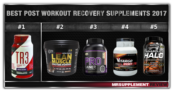 Keep Reading To Find Out The Top 5 Best Post Workout Supplements You Should Be Using In 2017 Get Results