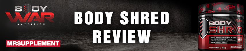 Body War - Body Shred Review