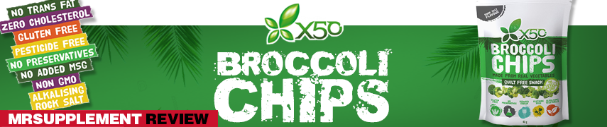 Broccoli Chips - MrSupplement Review