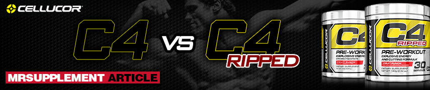 C4 Vs C4 Ripped - Mrsupplement Article