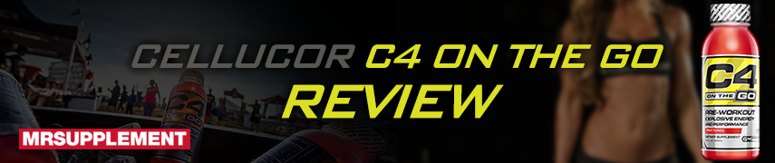Cellucor C4 On The Go Review