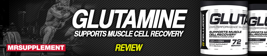 Cellucor_Glutamine_Review