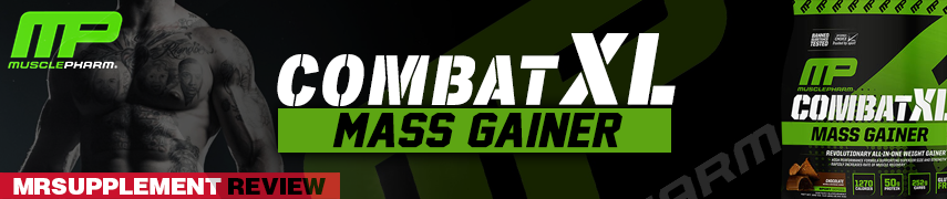 MusclePharm Combat XL - MrSupplement Review