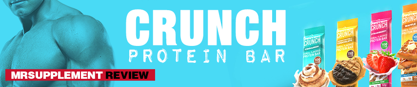 Quest Crunch Protein Bar - Mrsupplement Review