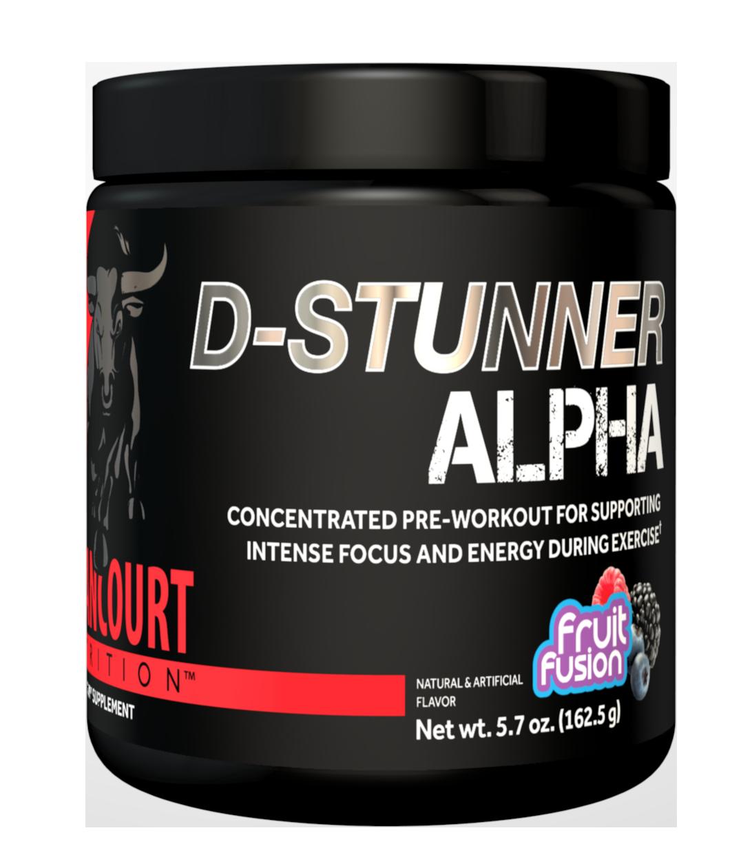 D-Stunner Alpha - MrSupplement Review