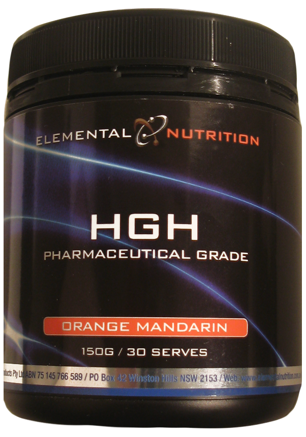 Hgh herbal supplement