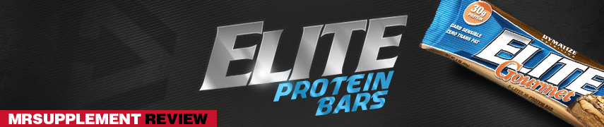 Dymatize Elite Bars - MrSupplement Review
