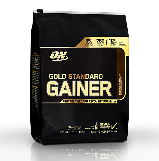 Gold Standard Gainer - MrSupplement