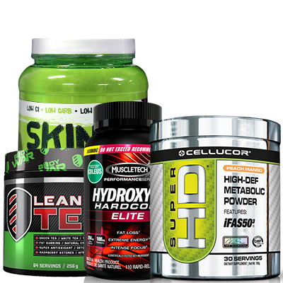 Supplements Containing Green Tea Extract