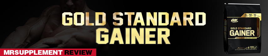 Gold Standard Gainer - MrSupplement Review