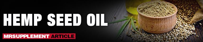 Hemp Seed Oil - MrSupplement Article