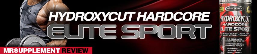 Hydroxycut Hardcore Elite Sport - MrSupplement Review