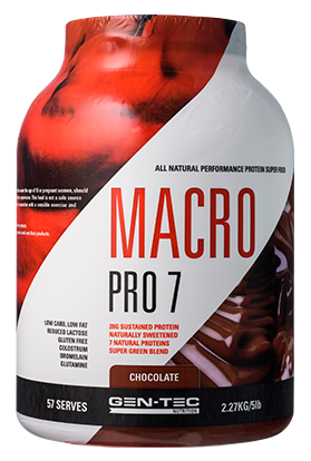 Gen-Tec Macro Pro 7 - MrSupplement Review