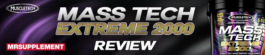 Muscletech Mass Extreme 2000