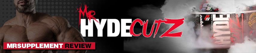 Pro Supps - Mr Hyde Cutz Review