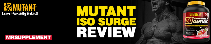 Mutant Iso-Surge Review