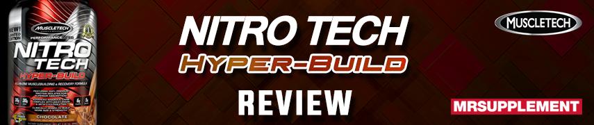 MuscleTech Nitro Tech Hyper-Build