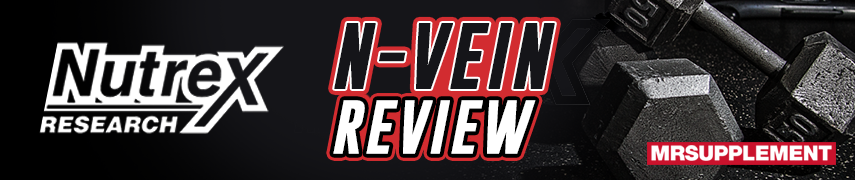 Nutrex N-Vein Review