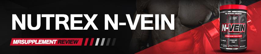 Nutrex N-Vein Review