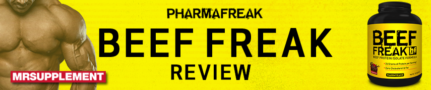 Pharma Freak Beef Freak