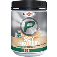 Musashi P Soy Protein
