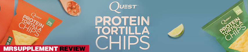 Quest Protein Tortilla Chips - MrSupplement Review