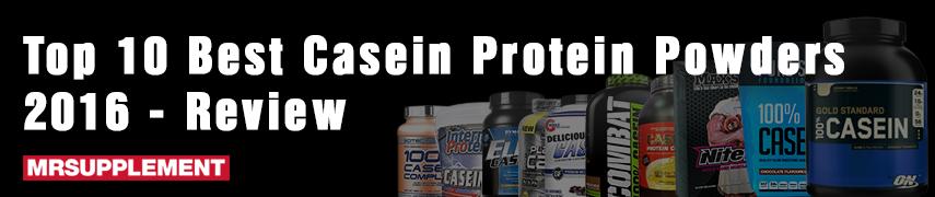 Top 10 Best Casein Protein Powders 2016 - Review
