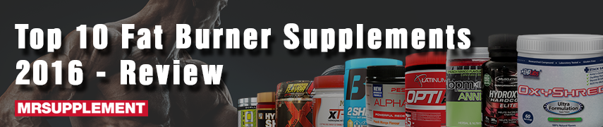 Top 10 Fat Burning Supplements 2016 - Review