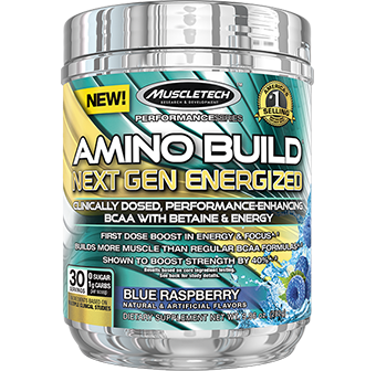 MuscleTech Amino Build Energised