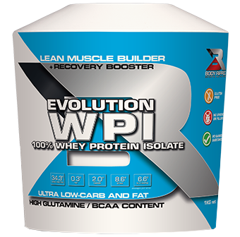 Body Ripped Evolution WPI