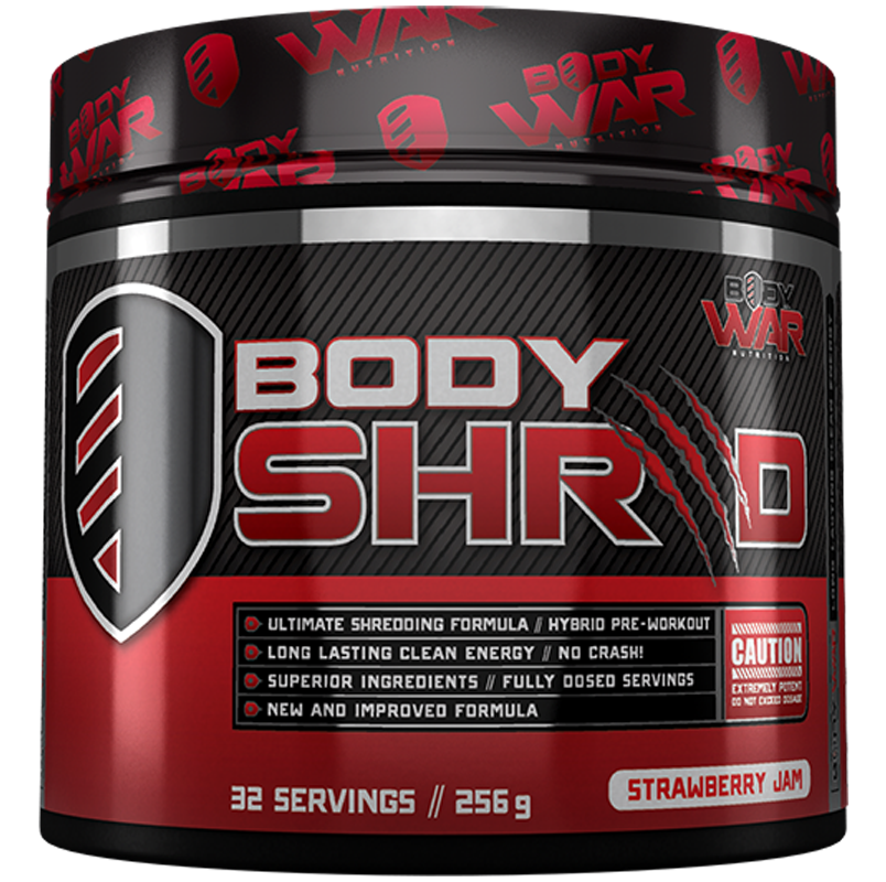 Body War Body Shred