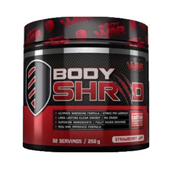 Body War Body Shred