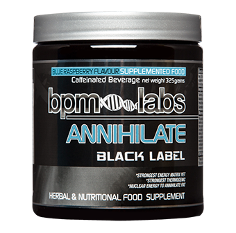 BPM Labs Black Label Annihilate