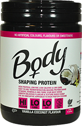 BSc Body Shaping Protein