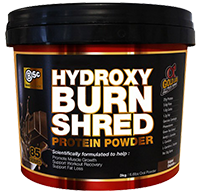 Hydroxy Burn Shred
