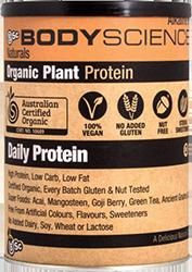 BSC Naturals Organic Vegan Protein