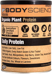 BSC Naturals Organic Plant Protein