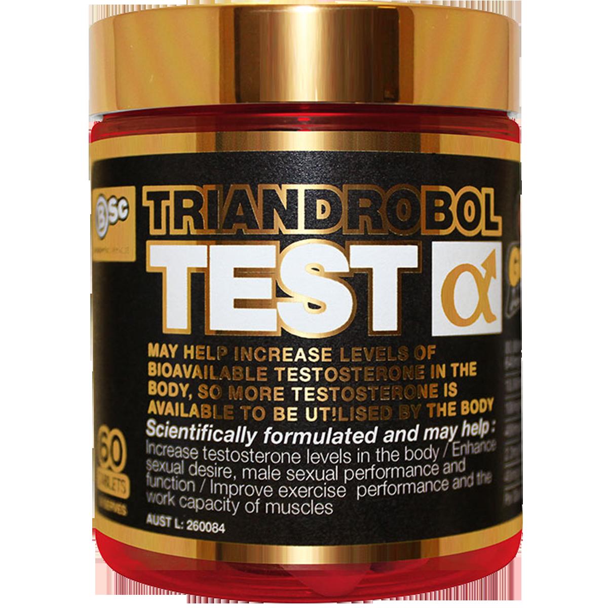 BSC Triandrobol Test