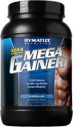 Dymatize Mega Gainer - MrSupplement Review