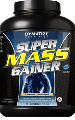 Super Mass Gainer - MrSupplement Review