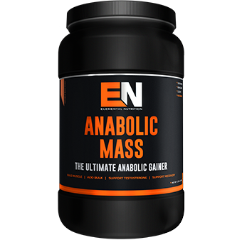 Elemental Nutrition Anabolic Mass