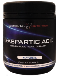 D-Aspartic Acid - MrSupplement Article