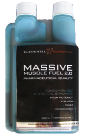 Elemental Nutrition Massive Muscle Fuel 2.0