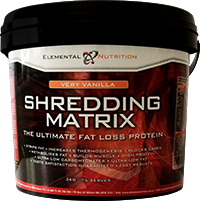 Elemental Nutrition Shredding Matrix