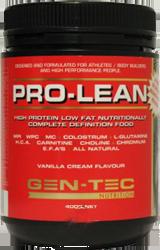 Gen-Tec Pro-Lean